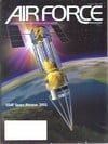 Air Force August 2001 magazine back issue