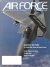 Air Force October 2001 magazine back issue