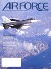 Air Force November 2001 magazine back issue