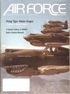Air Force March 2002 magazine back issue