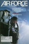 Air Force April 2002 magazine back issue