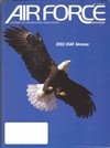 Air Force May 2002 magazine back issue