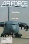 Air Force June 2002 magazine back issue