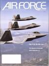 Air Force September 2002 magazine back issue