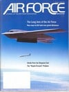 Air Force October 2002 magazine back issue