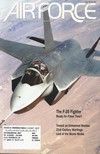 Air Force June 2005 magazine back issue