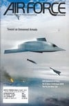 Air Force November 2005 magazine back issue