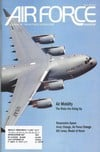 Air Force March 2006 magazine back issue