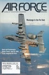 Air Force June 2006 magazine back issue
