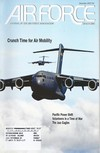Air Force December 2007 magazine back issue
