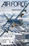 Air Force March 2008 magazine back issue