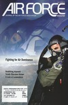 Air Force April 2008 magazine back issue