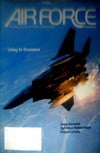 Air Force December 2008 magazine back issue