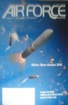 Air Force August 2009 magazine back issue