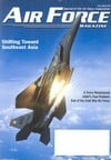 Air Force July 2012 magazine back issue