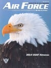 Air Force May 2014 magazine back issue