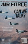 Air Force March 2018 magazine back issue