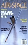 Air & Space August 2018 magazine back issue