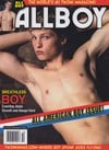 Allboy October/November 2010 magazine back issue