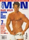 Kristen Bjorn All Man September 1996 magazine pictorial