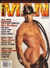 Kristen Bjorn All Man May 1997 magazine pictorial