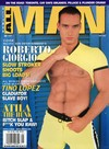 All Man May 2002 magazine back issue