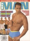 All Man January 2004 magazine back issue
