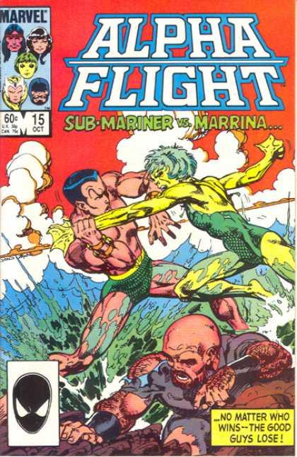 Alpha Flight A1 Comix Comic Book Database