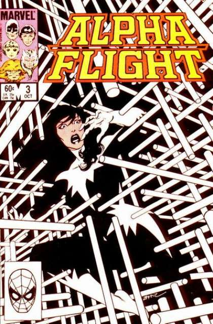 Alpha Flight A1 Comix Comic Book Database