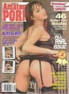 Adam Presents Amateur Porn Vol. 14 # 4 magazine back issue