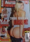 X-Treme Amateur Wives Vol. 4 # 3 magazine back issue
