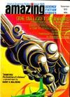 Amazing Stories November 1970 magazine back issue