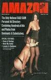 Amazons # 4 magazine back issue