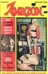 Amazons # 9 magazine back issue