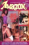 Amazons # 12 magazine back issue