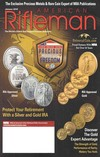 American Rifleman January 2018 magazine back issue