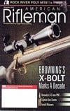 American Rifleman November 2018 magazine back issue