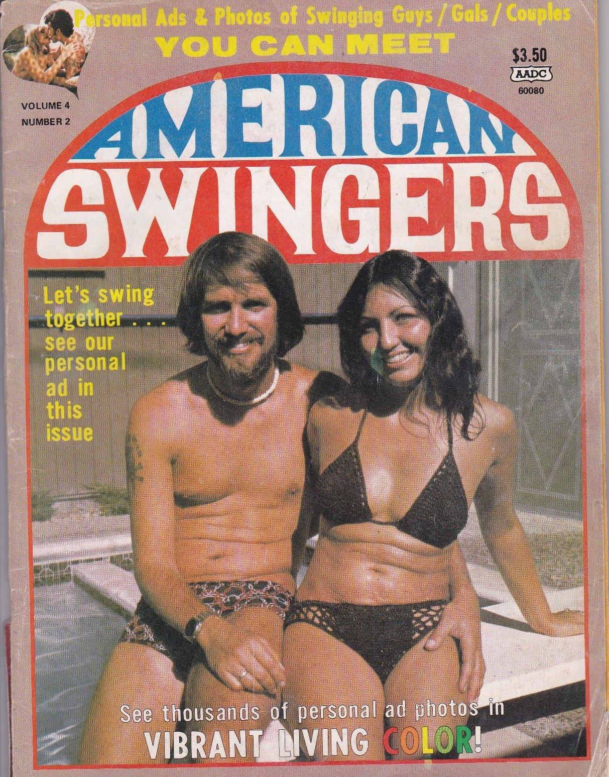 Apologise, but, Connection swingers magazine something