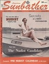 American Sunbather January 1958 magazine back issue
