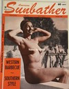 American Sunbather February 1961 magazine back issue