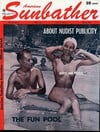American Sunbather March 1961 magazine back issue
