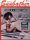American Sunbather April 1961 magazine back issue