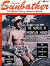American Sunbather October 1961 magazine back issue
