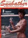 American Sunbather November 1961 magazine back issue