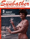 American Sunbather November 1961 magazine back issue