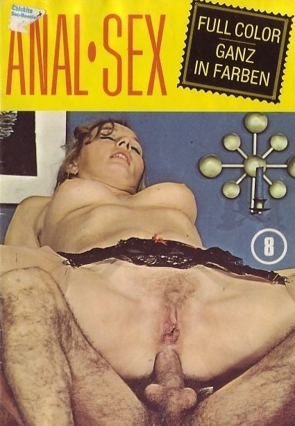 Magazine de sexe anal