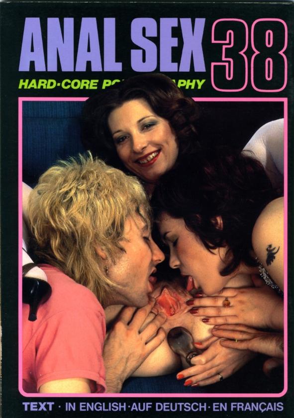 Sex magazine anal Vintage