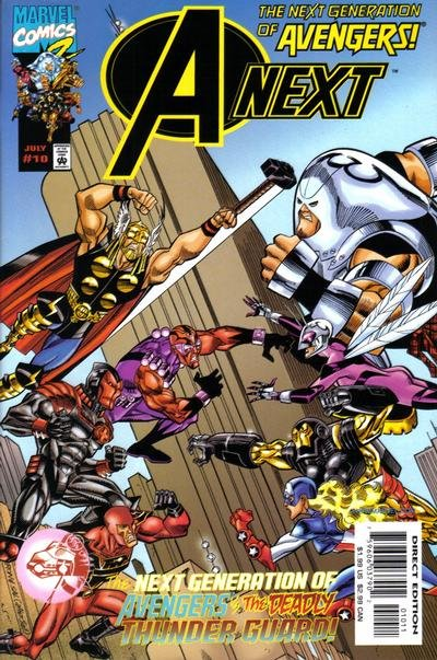 A-Next A1 Comix Comic Book Database