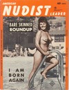 American Nudist February 1962 magazine back issue cover image