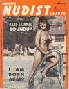 American Nudist February 1962 magazine back issue